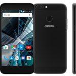 デュアルカメラ搭載の ARCHOS 50 Graphite 発表、5インチのエントリースマートフォン