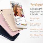 前面にフラッシュ・5スピーカー搭載? ZenFone 3 Go のスペック情報リーク