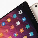 Xiaomi Mi Pad 3 発表、7.9インチ・RAM4GBのAndroidタブレット、価格は約2.5万円