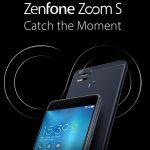 ASUS ZenFone Zoom S (ZE553KL) 海外で発売、光学ズーム・デュアルカメラ搭載、価格は約5.4万円