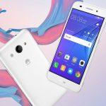 「HUAWEI Y3 2017」発表、5インチディスプレイのエントリースマートフォン