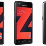 Samsung Z4 発表、Tizen OS搭載の4.5型スマートフォン
