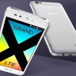 格安スマホ BLU GRAND X LTE、日本で発売、5型HD・RAM1GBのSIMフリー機、価格は12800円