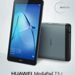 ファーウェイ 「MediaPad T3 7」国内発売、7インチのタブレット、価格は12744円