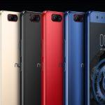 ZTE nubia Z17 発表、Snapdragon835・RAM8GB・5.5型ベゼルレスデザインのハイスペック機、価格は約6.6万円