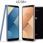 「LG G6+」韓国で発売、ストレージ容量が128GBのモデル