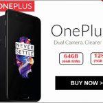 イートレンで「OnePlus 5」の販売開始、8GBモデルは約8.1万円