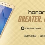 Honor Holly 3 Plus 海外で発売、5.5インチHDディスプレイ、Kirin620搭載のスマートフォン