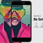 Micromax Selfie 2 海外で発売、セルフィー用フラッシュ搭載の5.5インチスマートフォン