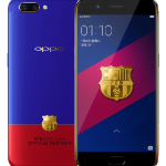 「OPPO R11 FCバルセロナ版」中国で発売