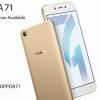 OPPO A71 発表、5.2インチHDディスプレイ、RAM3GB搭載のスマートフォン