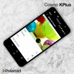 Polaroid Cosmo K / K Plus 海外で発表、5型と5.5型ディスプレイのエントリー機