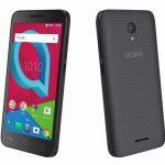 Alcatel U50 発表、Snapdragon210搭載の5型エントリースマートフォン