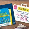 タイDTAC、23カ国で利用可能な海外プリペイドSIM「SIM GO! Inter」発売