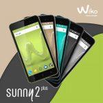 Wiko Sunny 2 Plus タイで発売、価格 約7000円(1990バーツ)の3Gスマートフォン