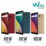縦長ディスプレイのWiko View/View XL/View Primeの3機種、タイで発売、価格は約1.7万円から