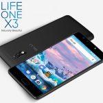 BLU LIFE ONE X3 発表、5000mAh大容量バッテリー搭載の5.5インチスマートフォン