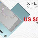 Etoren、海外版 Xperia XZ1 Compact 週末限定特価で販売、支払い総額は60,143円