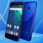 HTC U11 life 発表、Android Oneスマートフォン、5.2型HD・SDM630搭載のミッドレンジ機、価格は349ドルから