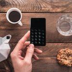 カードサイズのガラケー「ニッチフォン エス(NichePhone-S)」発売、価格は9,980円