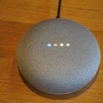 Google Home Mini 購入、簡単な感想
