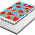 レノボジャパン「Lenovo Tab 4 8 Plus」発売、8インチ・SD625・RAM4GB搭載、LTEモデルの価格は31,212円