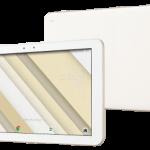 テレビが見られる10型タブレット「Qua tab QZ10」auから発売