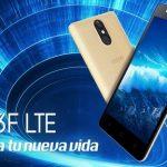 TECNO WX3F LTE 発表、指紋認証センサー搭載の5インチスマートフォン
