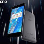 TECNO WX4 PRO 発表、5インチHDディスプレイの中華スマホ