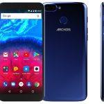 ARCHOS Core 60S 発表、6インチ・Spreadtrum9850・デュアルカメラ搭載のファブレット