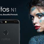 TP-LINK Neffos N1発表、デュアルカメラ・MediaTek Helio P25搭載のミッドレンジ機