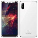 iPhone X風デザインの「TWZ U4」発売、6インチ縦長ディスプレイの3Gスマートフォン