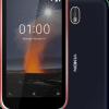 Nokia 1 発表、OSに「Android Go edition」採用した4.5インチディスプレイのエントリー機