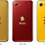 サントリーBOSSとソフトバンク、AQUOS R compactがベースの「ボス電」キャンペーン