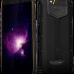 DOOGEE S50 発表、防水防塵耐衝撃対応の堅牢な5.7インチスマートフォン