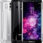 HOMTOM HT70 発表、大容量10000mAhバッテリー搭載の6型HD+スマートフォン
