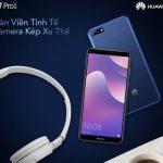 HUAWEI Y7 Pro 2018 発表、5.99インチHD+(1440×720)ディスプレイでSnapdragon430搭載のスマートフォン