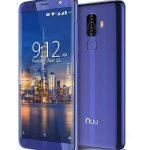 NUU Mobile G3 発表、5.7インチ・MediaTek Helio P25・デュアルカメラ搭載のスマートフォン