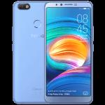 TECNO Camon X 発表、前面にデュアルフラッシュ付2000万画素カメラ搭載の6型スマートフォン