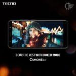 TECNO Camon i Sky 発表、5.45インチ(18:9)ディスプレイのエントリースマートフォン