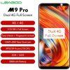 LEAGOO M9 Pro 発売、5.72インチ(18:9)・Dual 4G対応のスマートフォン