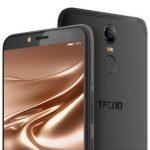 TECNO Pouvoir 2 発表、6インチ縦長ディスプレイで大容量バッテリー搭載のスマートフォン