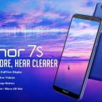 Huawei honor 7S 発表、MediaTek MT6739・5.45インチ(18:9)のエントリー機