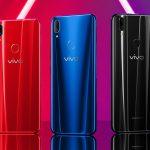 vivo Z1 発表、6.26インチ(ノッチ付FHD+)・SDM660AIE搭載、価格は約3.1万円