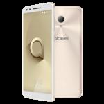 Alcatel 3L 発表、MediaTek MT6739搭載で5.5インチのエントリースマートフォン