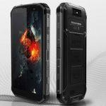 Blackview BV9500 発表、10000mAhバッテリー搭載で防水防塵・耐衝撃対応のタフネススマートフォン