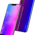 ELEPHONE A4 Pro 発表、5.85インチ(ノッチ付)ディスプレイでカラスボディのスマートフォン