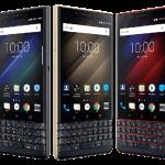 BlackBerry KEY2 LE 発表、QWERTYキーボード・Snapdragon636搭載のミッドレンジ機、価格は399ドルから