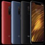 POCO F1 発表、Xiaomi新ブランドのSDM845搭載ハイスペック機、価格は約3.4万円から