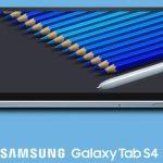 Samsung Galaxy Tab S4 発表、10.5インチ・Snapdragon835・S Pen対応のハイスペックタブレット